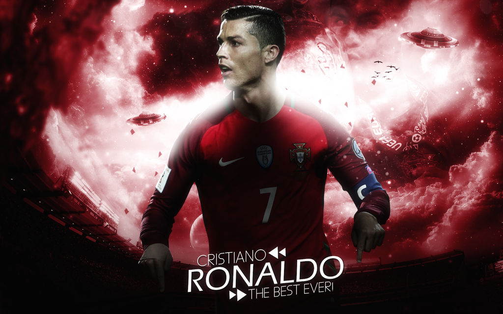 Cristiano Ronaldo Wallpaper Portugal By Chrisramos4gfx