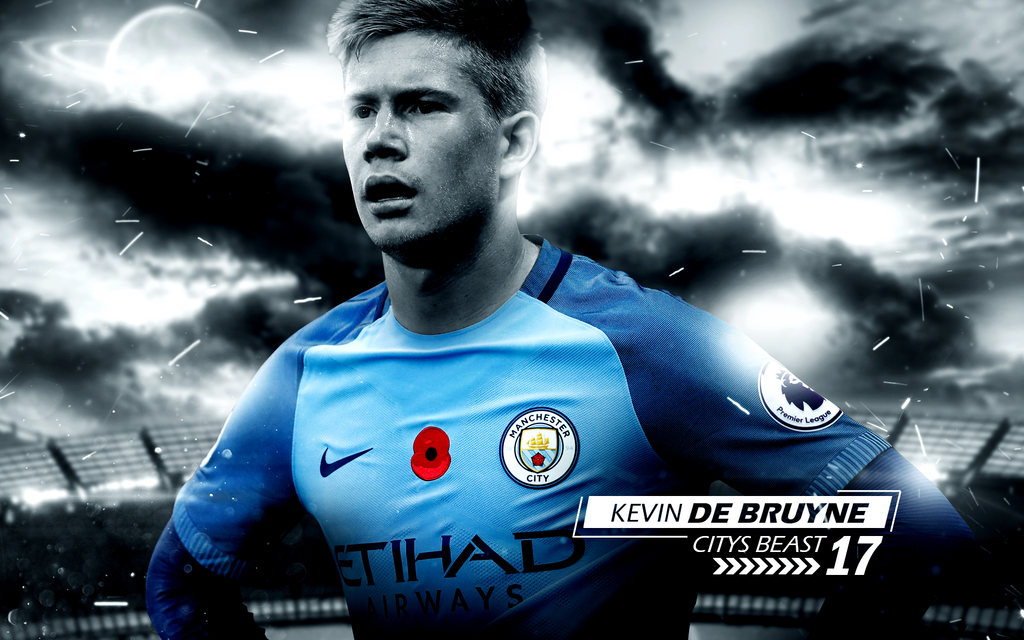 Kevin De Bruyne 2016/17 Wallpaper By ChrisRamos4 On DeviantArt