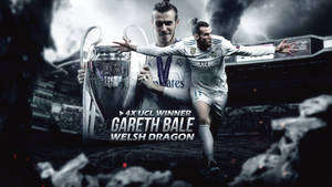 Gareth Bale - Champions League 2018 Wallpaper