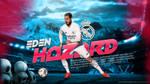 Eden Hazard 2020/21 Wallpaper by ChrisRamos4GFX
