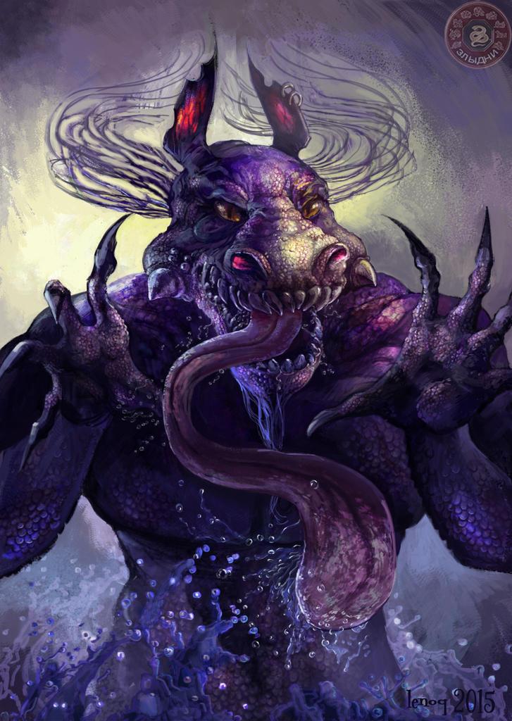 Bad_Monster by Fetissa