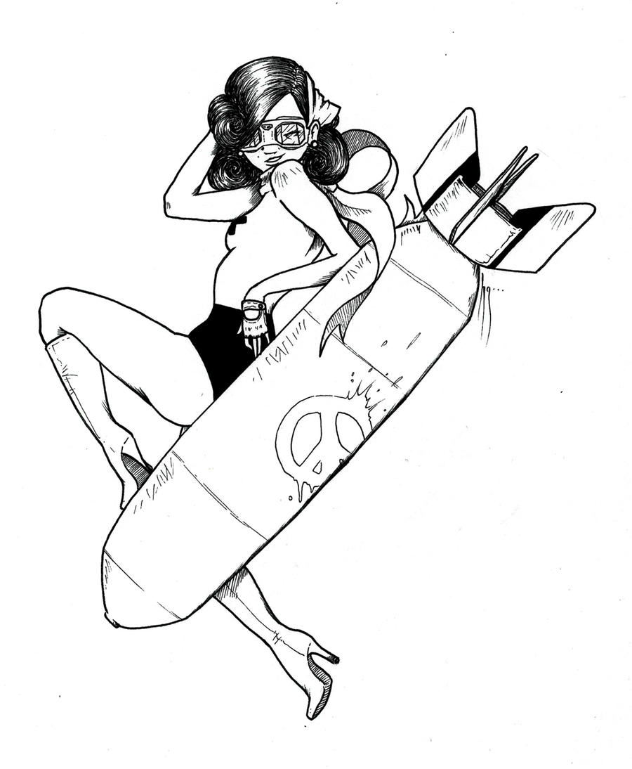 pin up line by Matriarch667 on DeviantArt