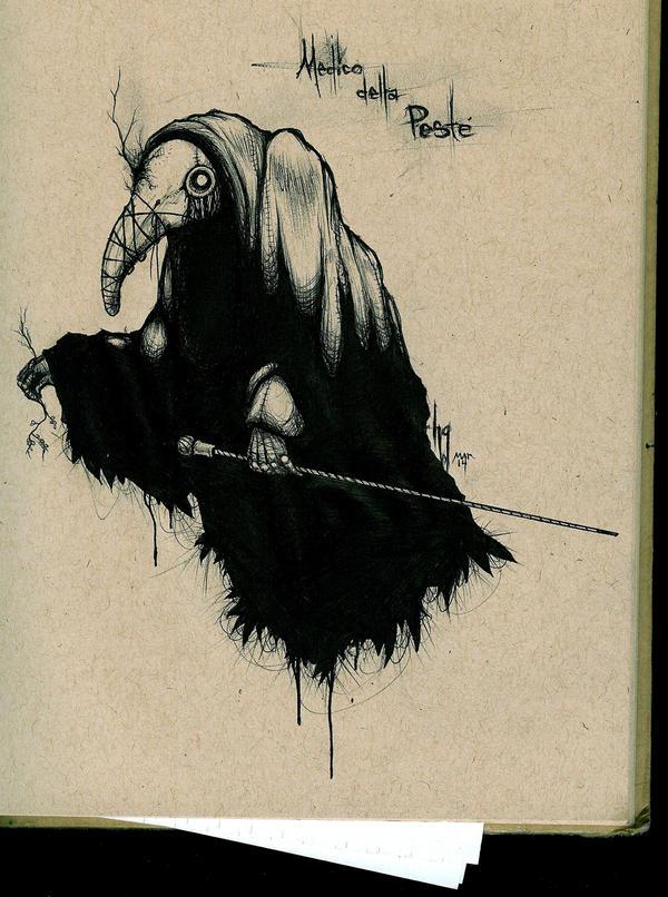 medico della peste by Matriarch667