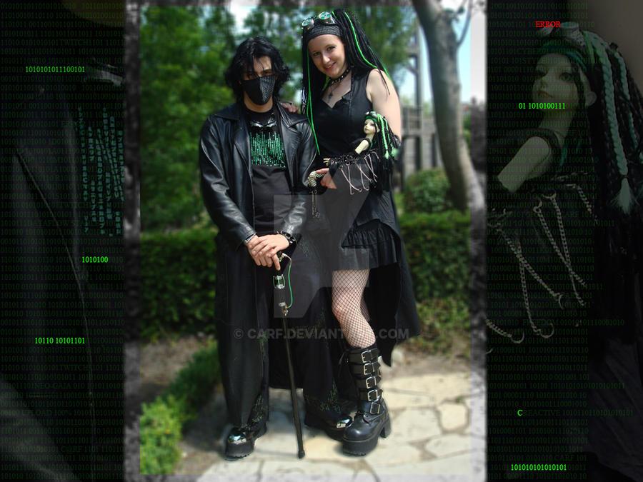 Rencontre cyber goth
