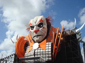 Mysteryland 2009 Qdance Clown