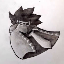 dark matter swordsman!!