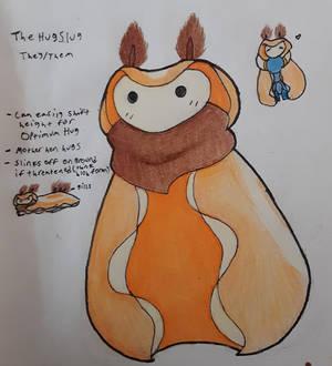 The Hugslug (SK OC)