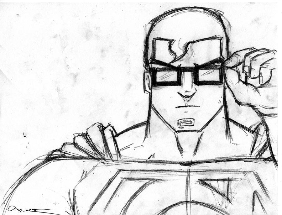 Superman Quick Sketch ...