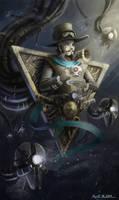Steampunk sorcery