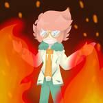 Pyrophobia, huh? That'll do