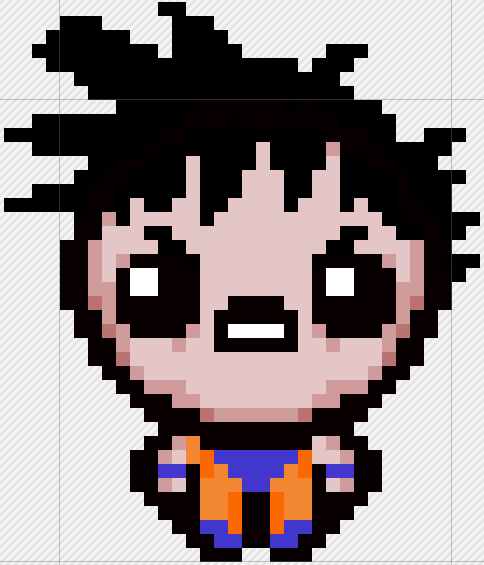 Goku From Dragonball Z Isaac Style By Azeyre On Deviantart