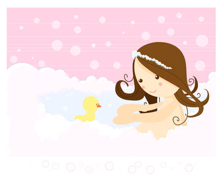 Princess of bubbles