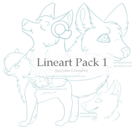 Lineart Pack 1