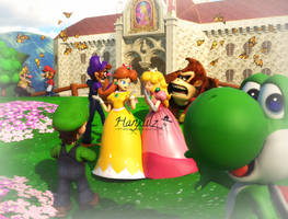 Ending: Mario Party 3: New Friend To The Party