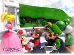Super Mario 64 DS: Ending