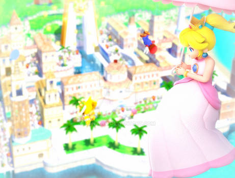 Super Mario Sunshine: Ending