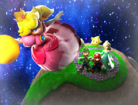 Super Mario Galaxy 2: Ending