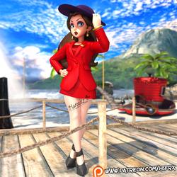 Summer Mayor Pauline