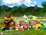 Break Time (Mario Friends)