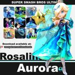 SSBU Mod: Rosalina (Aurora)