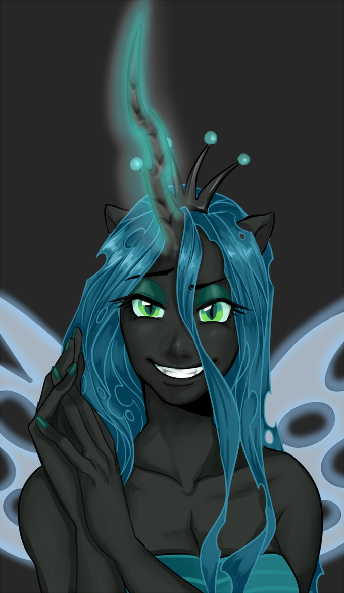 queen chrysalis hipster - photo #34