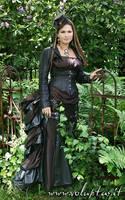 Steampunk Lady by voluptas--design