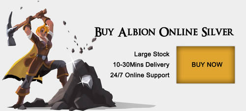 AlbionMall- Cheap Albion silver for sale by albionmall