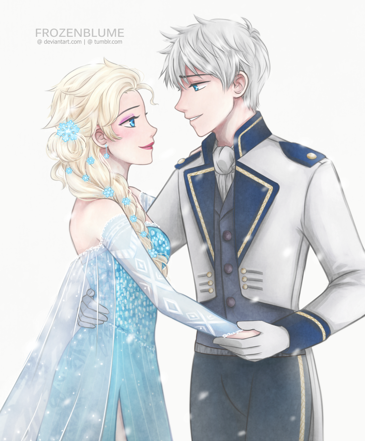 May I Have This Dance by frozenblume