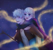 To the Stars by hana-zomi