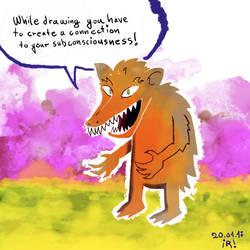 Advice Weasel by Corkhead