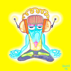 Meditation... by Corkhead