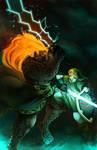 Skyward Sword: Final Showdown