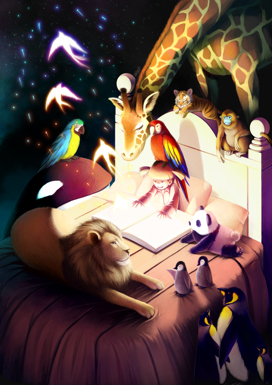 Bedtime Story by ruina