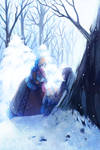 Comm: Fate Upon Winter cover