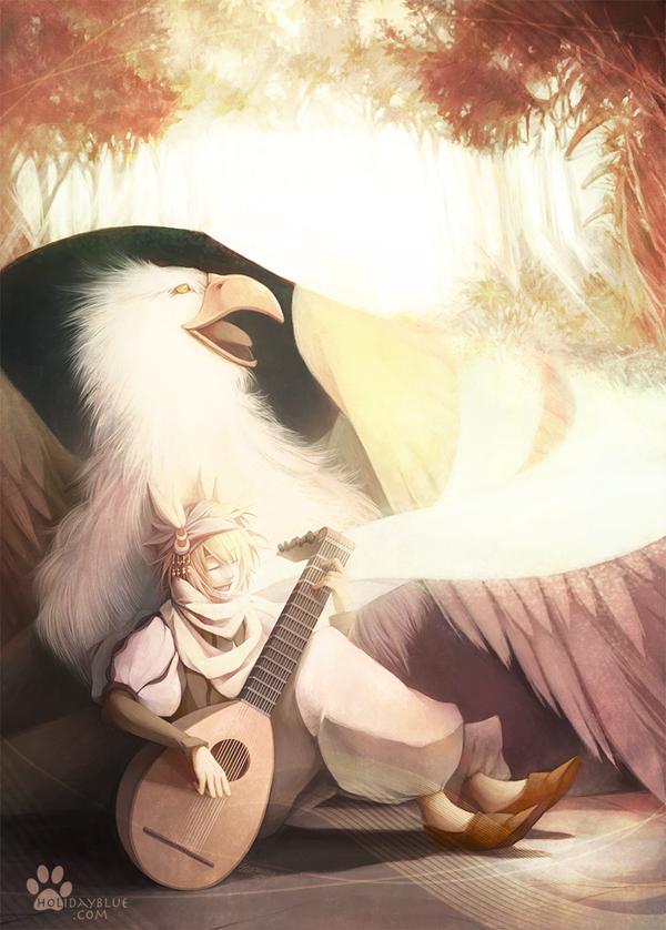 A Folk Song by ruina