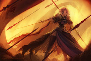 FGO: Avenger by ruina