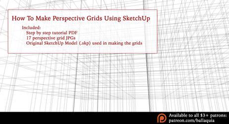 Perspective Grid Tutorial Set
