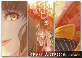 Revel Artbook: Preview