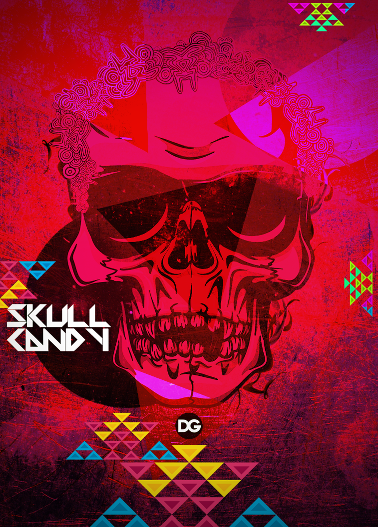 Skull Candy by DAGPX