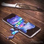 Iphone Illustration Final Instagram