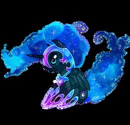 chibi nightmare moon