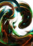 Dragon Nebula by lembuk