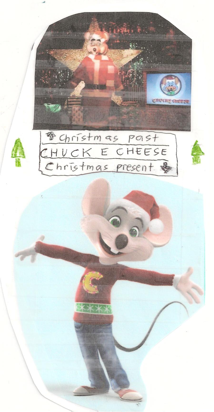 Chuck E Cheese Christmas.Chuck E Cheese Christmas Past And Present By Dth1971 On