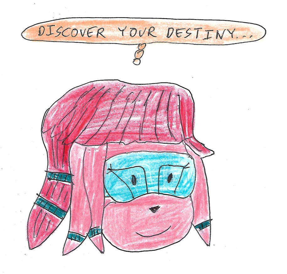 Lara-Su - Discover Your Destiny by dth1971