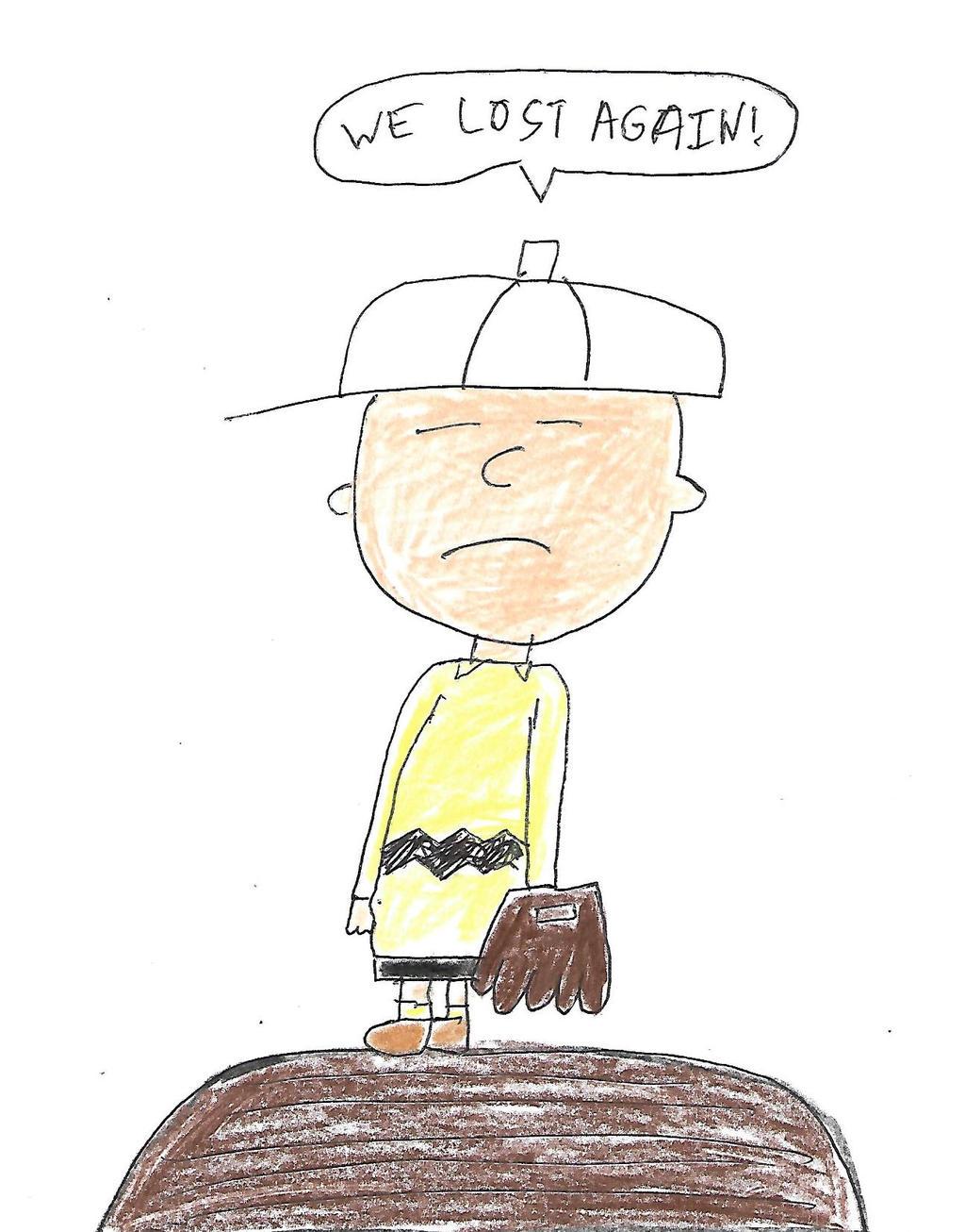 Charlie Brown - We Lost Again by dth1971