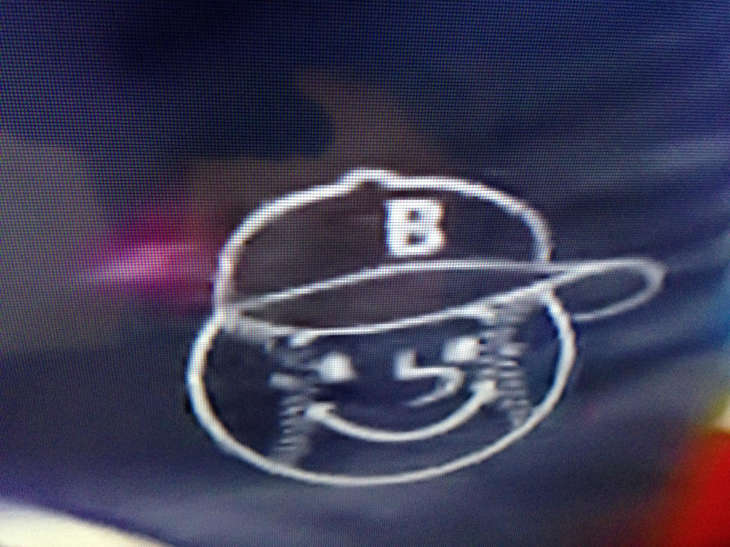 BUZZR ALL STARS baseball head logo bug by dth1971