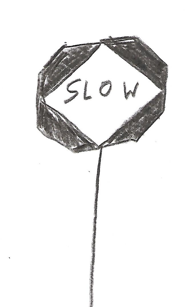 Slow sign by dth1971