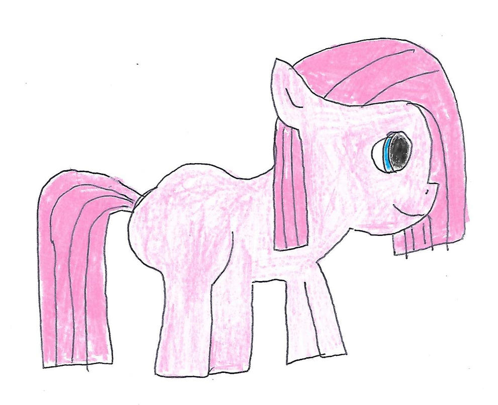 Younger Pinkie Pie by dth1971