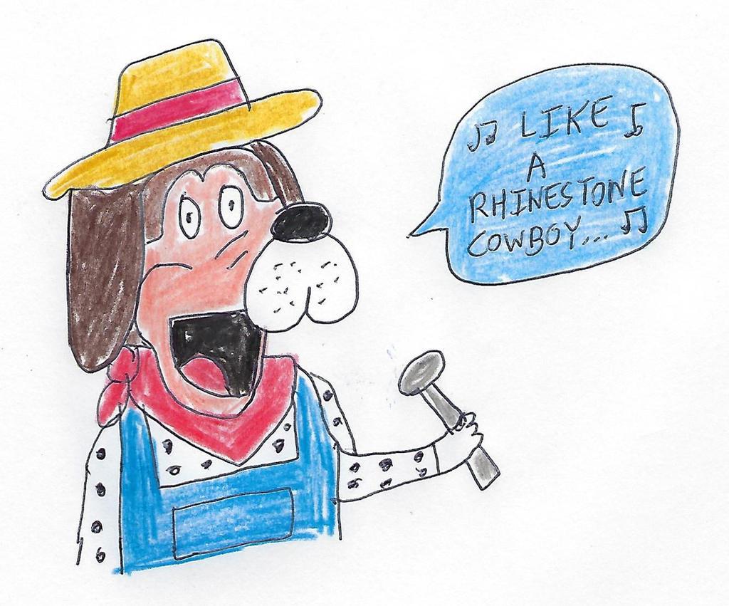 Jasper T. Jowls sings Rhinestone Cowboy by dth1971