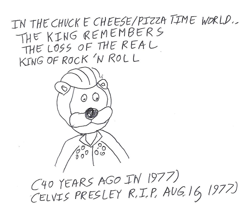 The CECPTT King remembers the real King... by dth1971